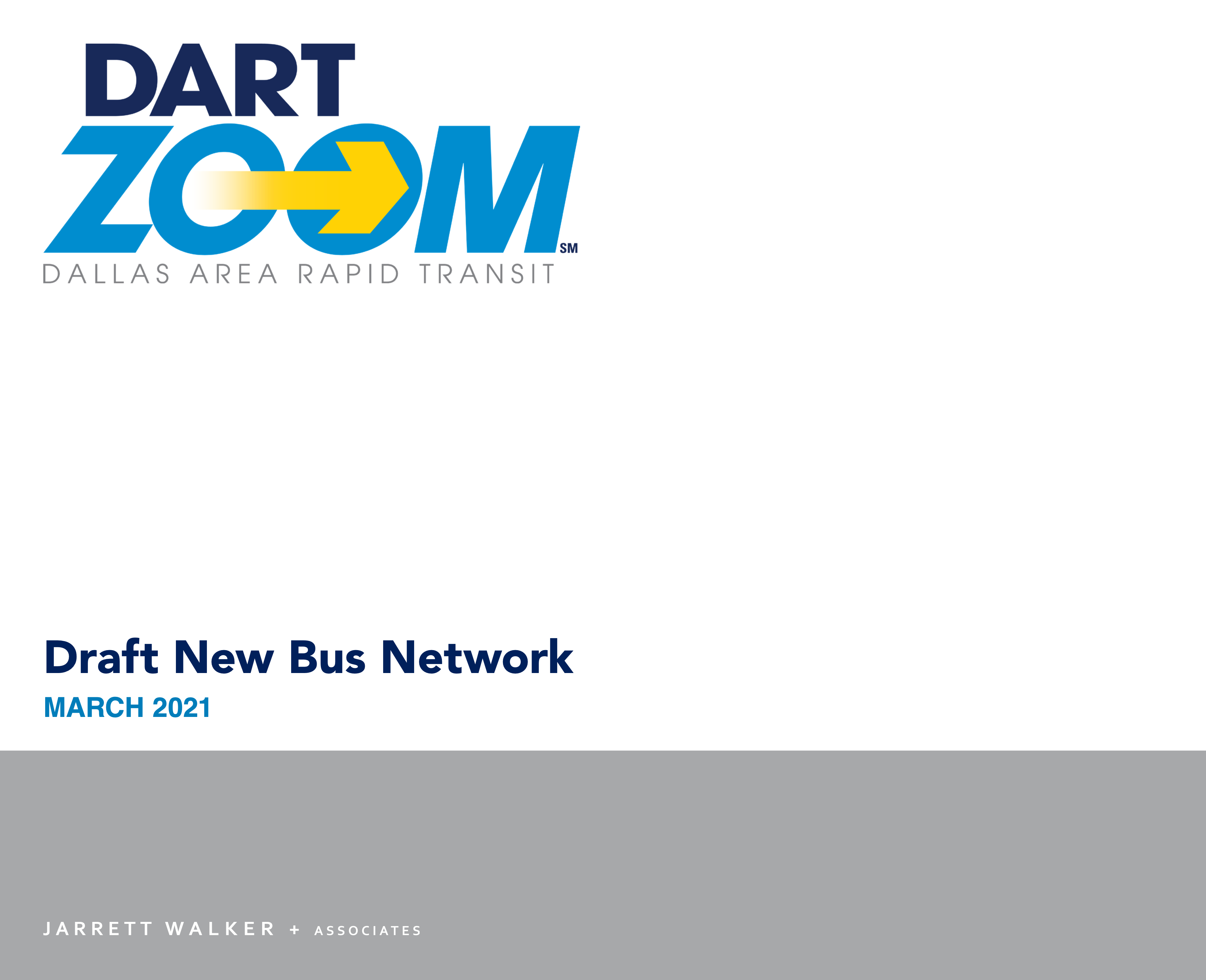 Draft New Bus Network Report